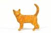 Kissa rintaneula tai magneetti