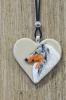 Collie pk - koiruuksia sydänkaulakoru