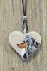 Shetlanninlammaskoira -koiruuksia sydänkaulakoru