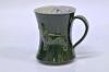 Länsigöötanmaanpystykorva  töpö muki -Sweedish vallhound mug